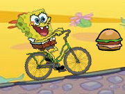 Thumbnail of Spongebob Bike Ride