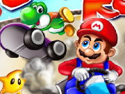 Thumbnail of Super Mario Racing