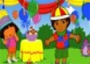 Thumbnail of Dora the Explorer -Super Silly Costume Maker!