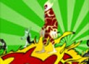 Thumbnail of Ben10 Car Scene