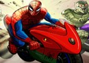 Thumbnail of Spiderman Hills Racer
