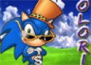 Thumbnail of Sonic Coloring