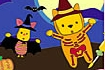 Thumbnail of Piglet and Pooh on Halloween