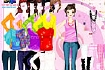 Thumbnail for Selma Pink Dress Up