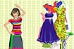 Thumbnail of Full of Color Dressup