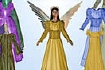 Thumbnail for Angel Dress Up