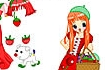 Thumbnail for Fruit Doll Dressup