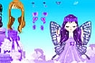 Thumbnail for Fairy of March Flower Violet