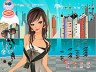 Thumbnail of City Lights Dressup