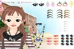 Thumbnail of Animal Jewelry Make Up
