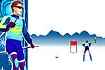 Thumbnail of Snowboard Sprint
