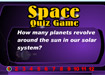 Thumbnail for Space Quizz Game