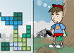 Thumbnail of Super Idiot Tetris