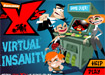 Thumbnail of The X's Virtual Insanity