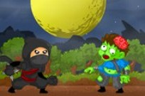 Thumbnail of Ninja Vs Zombie