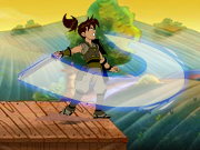 Thumbnail of Ben10 Samurai Warrior