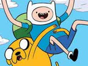 Thumbnail of Adventure Time: Puzzle