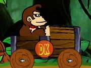 Thumbnail of Donkey Kong Race