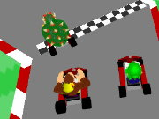 Thumbnail for Mario Kart 3D