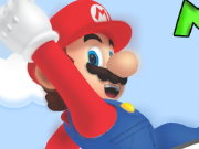 Thumbnail of Mario Rocket