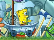 Thumbnail for Spongebob Bathtime Burnout