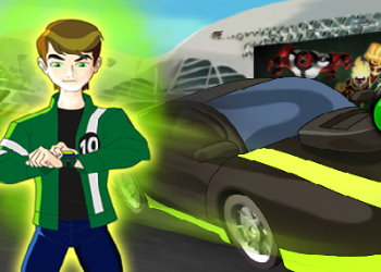 Thumbnail for Ben 10 Ultimate Drift