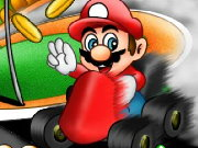 Thumbnail of Mario Racing