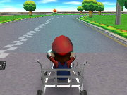 Thumbnail of Mario Cart 3D