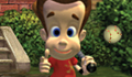 Thumbnail of Jimmy Neutron: Backyard Smashball