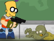 Thumbnail of The Simpsons Town Defense - Zombies
