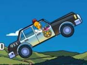 Thumbnail for Homer Donut Run 2