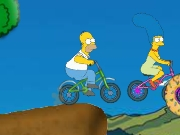 Thumbnail of Simpsons Bike Rally