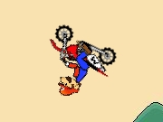 Thumbnail of Mario Backflips