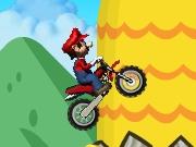 Thumbnail of Mario Moto Racing